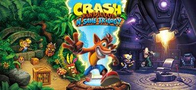 Crash Bandicoot N. Sane Trilogy descargar